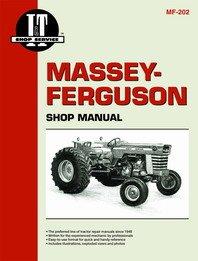 Massey-Ferguson Shop Manual MF-202 (MF Models: 175, 180, 205, 210, 220, 2675, 2705, 2745, 2775, 2805)