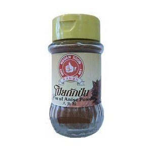 Nguan Soon Thai Star of Anise Powder - 1.60 Oz