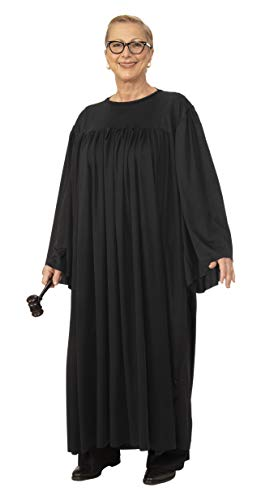 Rubie's Unisex-Adult's Standard Judge Robe, Multicolor, One Size -