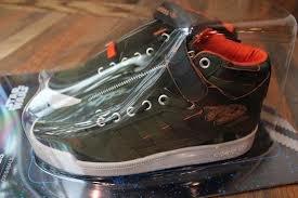 Adidas Forum Originale Mid Star Wars (lui Solista) Noi Mentre 10.5