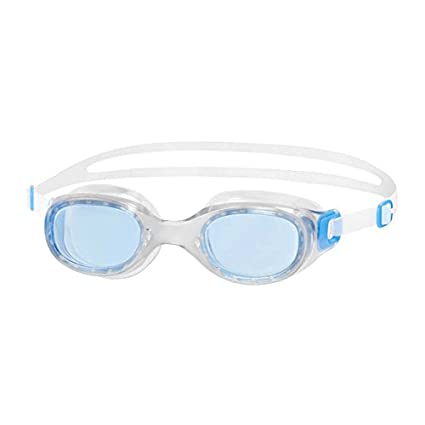 93a1937a6b4 Buy Speedo Futura Classic Goggles- Senior One Size Online at Low Prices in  India - Amazon.in