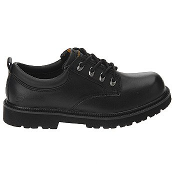 Skechers Usa Heren Shorr Utility Oxford Black