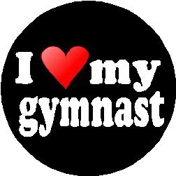 I Love My Gymnast 1.25