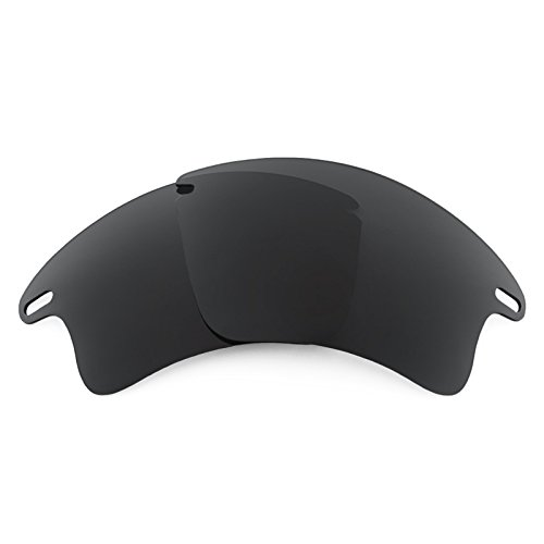 Revant Polarized Replacement Lenses for Oakley Fast Jacket XL Stealth - Fast Jacket Oakleys