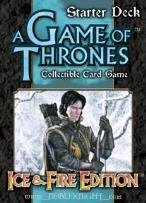 Game of Thrones Collectible Card Game - Ice and Fire Edition: House Greyjoy Starter Deck (Game Of Thrones Card Game Greyjoy Deck)