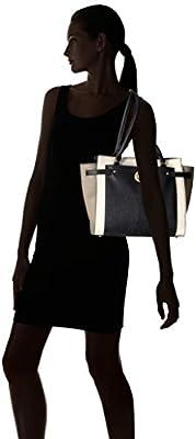 Anne Klein Clean Scene Winged Shopper Tote