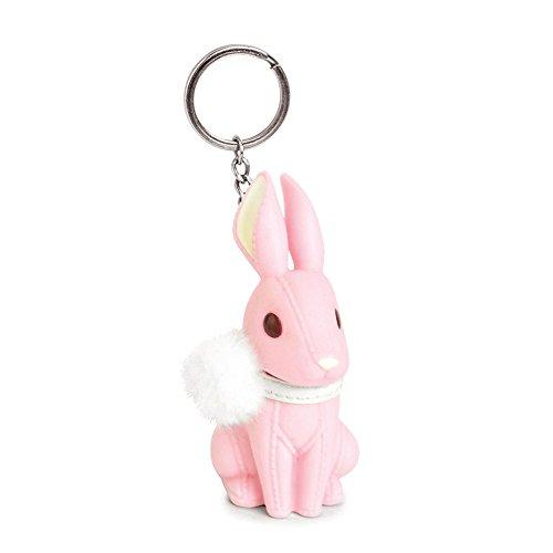 YGMONER Bunny Keychains Bag Pendent (Pink)