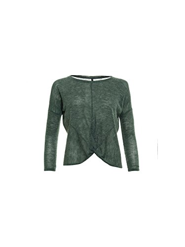 Smash Lompo, Camiseta para Mujer Verde (Dark Green)
