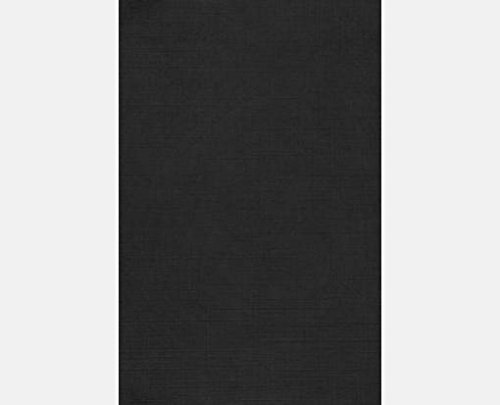 Black Linen 11 x 17 Cardstock (Pack of 50)