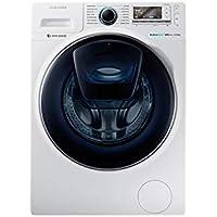 Samsung 11.5Kg, 1400 RPM Front Load Washing Machine, White - WW11K8412OW/GU, 1 Year Warranty