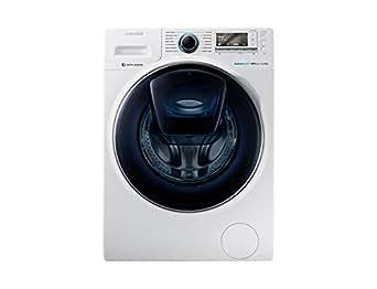 Samsung 11.5 Kg, 1400 RPM Front Load Washing Machine, White - WW11K8412OW/GU