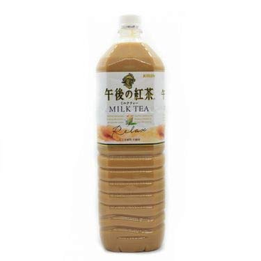 JAPAN Imported Kirin Afternoon Milk Tea 1.5L Pack of 4