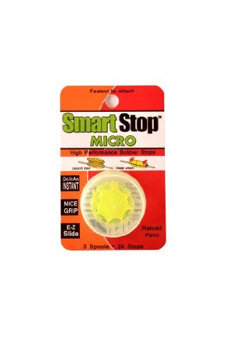 - Smart Stop Micro Bobber Stop Triple Refill Pack