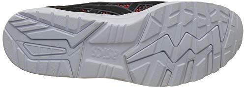 nero Asics Kayano Uomo Knit Sneaker Carbon Gel Lo Black 4xqaBw