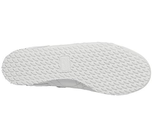 Beige White 0505 Mexico Zapatilla D7X4L White Mickey Asics 66 q6X8fqw