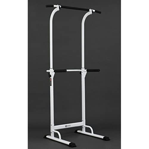 Barre de traction ajustable Station musculation Dips station Chaise romaine