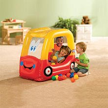 Little Tikes Cozy Coupe Ball Pit
