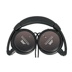 JVC HA-NC80 Noise Canceling Headphone - Wired - 10 Hz 22 kHz - Gold Plated - Binaural - 59 Cable by Generic