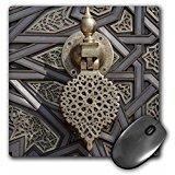 Price comparison product image 3dRose Morocco Casablanca Palace, Moorish Architecture-Af29 Cmi0039, Cindy Miller Hopkins Mouse Pad (mp_73603_1)