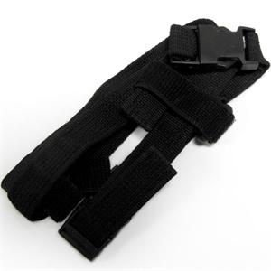 Leatt SNX Pilot Strap Pack Replacement Strap Black SM