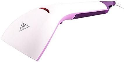 Homewei Plancha Ropa Vapor Vertical,Cepillo Vapor de Mano,Adecuada para la Vida Diaria y Viaje,Planchas de Vapor