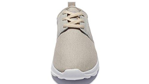 VANSKELIN Zapatos Planos con Cordones Hombre, Color Negro, Talla 42