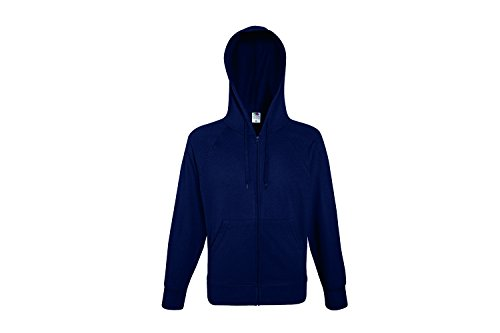 Homme Capuche Az Navy Jacket The Of Hooded Lightweight Bleu Loom Sweat Fruit deep na80TqRT