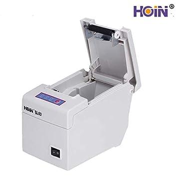AnHua Fast Speed - Impresora de Recibos térmicos portátil (130 mm ...