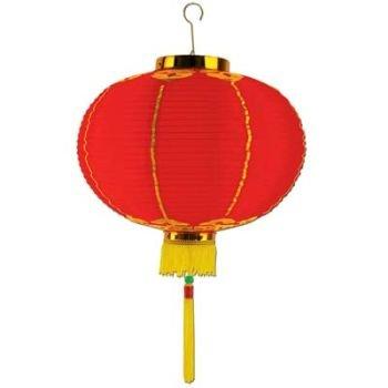 Beistle 50678-16 Good Luck Lantern with Tassel, 16'' by Beistle