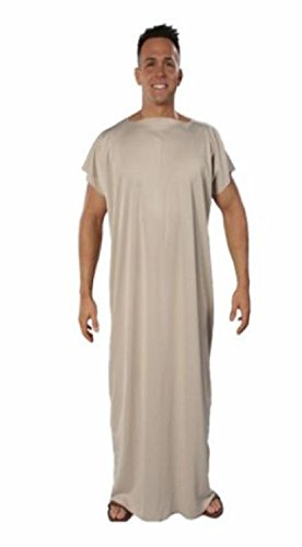 OvedcRay Biblical Roman Greek God Toga Costume Gown Robe Tunic Shepard Joseph Dreamcoat