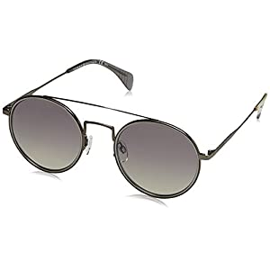 Tommy Hilfiger Th1455s Round Sunglasses, Smt DR Ruthen, 53 mm