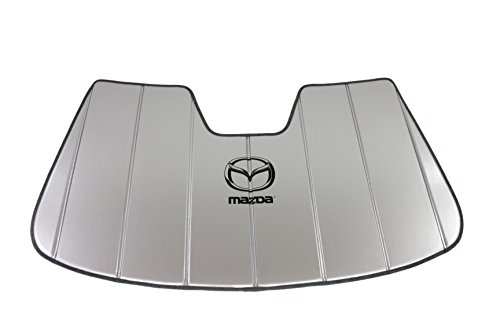 mazda windshield sunscreen - 1