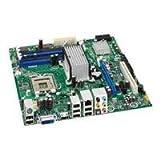 Intel Core 2 Quad/Intel G43/HDMI/AandVandGbE/MATX Motherboard, Bulk BLKDG43GT