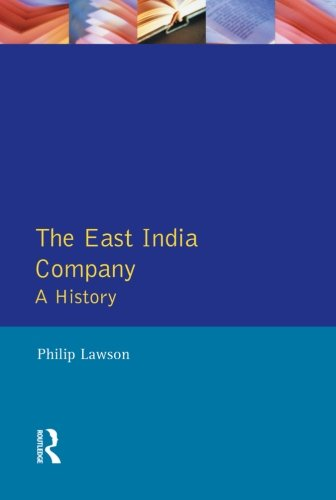 The East India Company (Studies In Modern History)