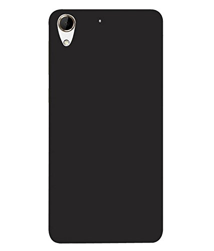 super popular 6d779 91c0a InFluid Black Back Cover for HTC Desire 728G Dual Sim: Amazon.in ...