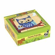 Forest Friends Block Puzzle [FOREST FRIENDS BLOCK PUZZLE] [Other]