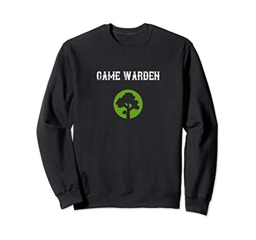 Game Warden Sweatshirt - Game Warden Uniform ()