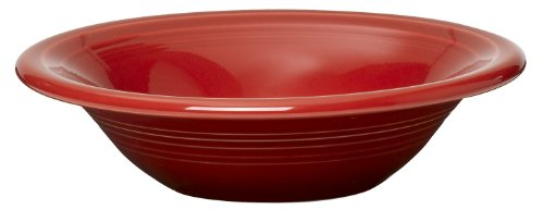 Fiesta 8-1/2-Ounce Stacking Cereal Bowl, Scarlet