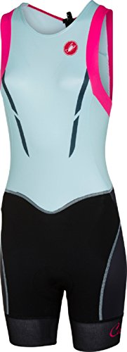 Castelli Women's Free ITU Tri Suit (Medium)
