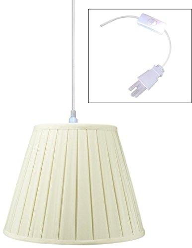 New 17 Pleat Lamp Shades - 2