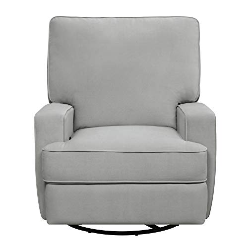 Baby Relax FlexLiving Swivel Glider Recliner Chair