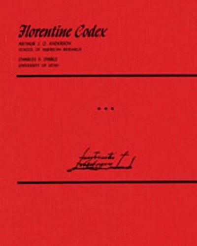 Florentine Codex,  Book 3, Part 4: The Origin of