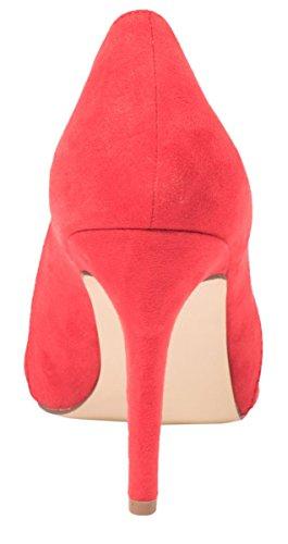 Elara - Cerrado Mujer Rojo