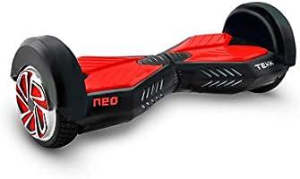 """Itekk Hoverboard 8'' Neo con Bluetooth, Assicurazione AXA """"Tutela Famiglia"""" inclusa"""