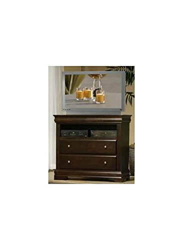 Chesapeake TV Media Chest Alpine Vanity