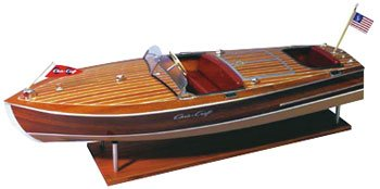Chris Wooden Boats Craft - 1949 19' Chris Craft Racing Runabout
