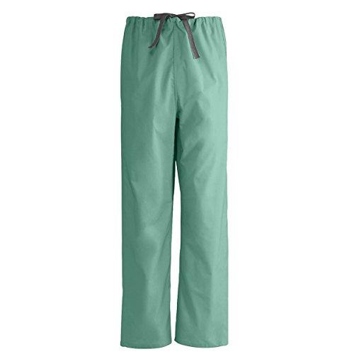 Encompass Green Hospital Scrubs Tops Or Pants Medical Nursing Surgical Unisex (Drawstring Reversible)