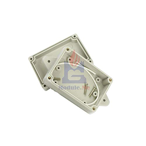 Details about  /waterproof junction plastic case for electronic project enclosure box-85*58*Y nz
