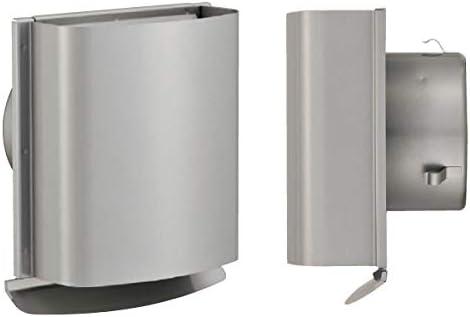 SMZ WC型フード付ガラリ WCEN 自然換気用 換気口 直径145mm 防火ダンパー付き 取寄品 UK-WCEN150SFD-MG