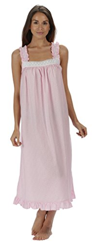 100 Cotton Sleeveless Nightgown Sizes product image